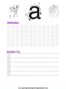 Pregrafismo Le Lettere Schede Didattiche Per La Scuola