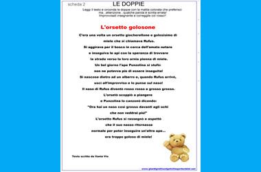 Le Doppie In Seconda Elementare Archivi Schede Didattiche Per La